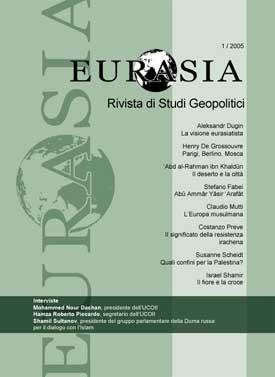 Eurasia. Rivista di studi Geopolitici - 1/2005 (gen - mar)