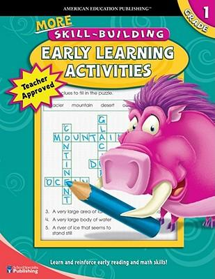 More Skill-building Early Learning Activities, Grade 1