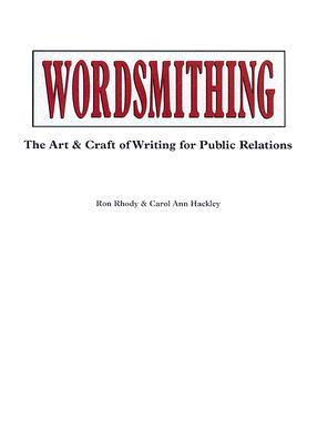 Wordsmithing