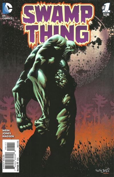 Swamp Thing Vol.6 #1