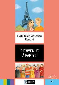 Bienvenue à Paris! A1. Con CD-Audio