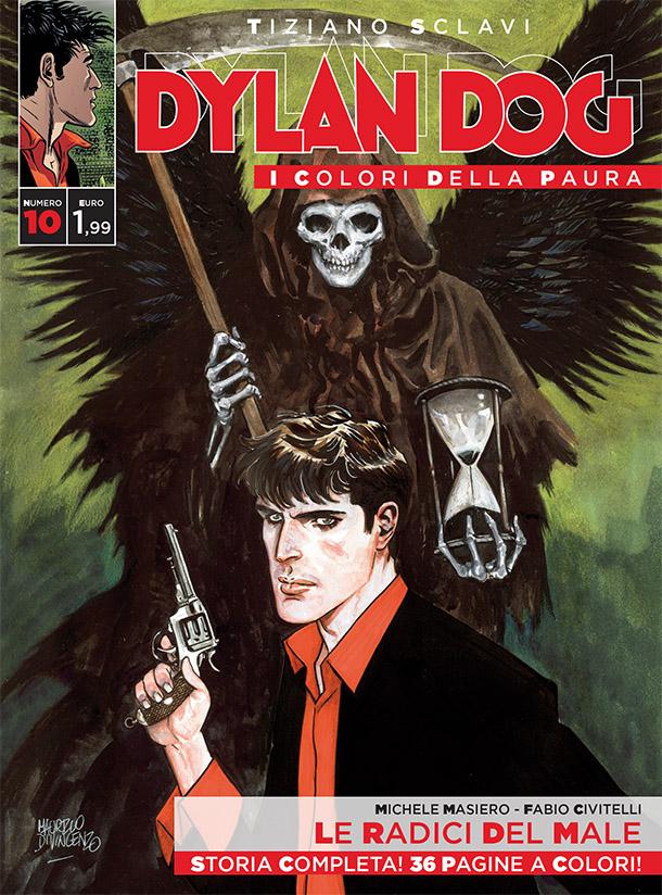 Dylan Dog - I colori...