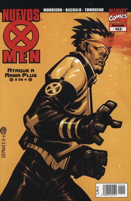 X-Men Vol.2 #102 (de 105)