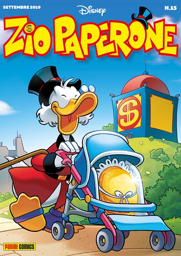 Zio Paperone (seconda serie) n. 15