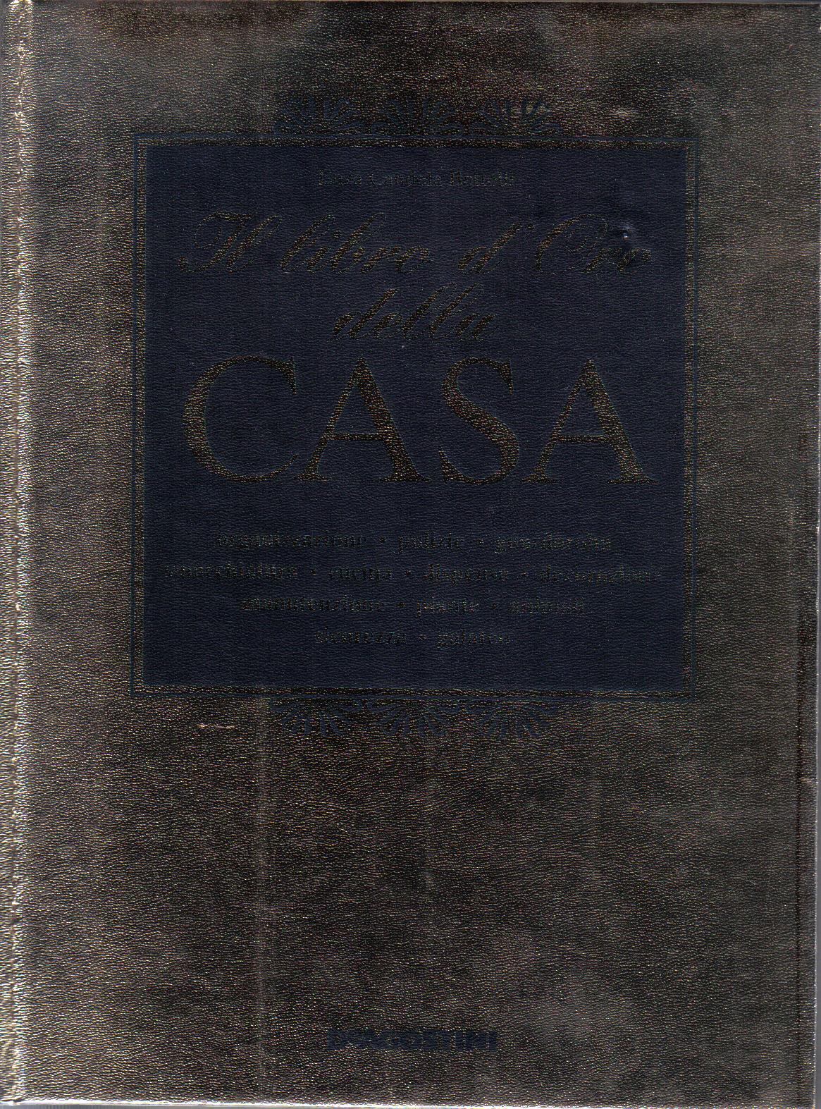 Il libro d'oro della casa