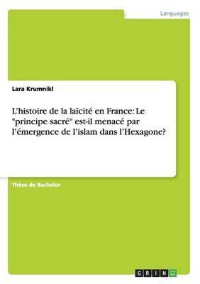 L'histoire de la laïcité en France