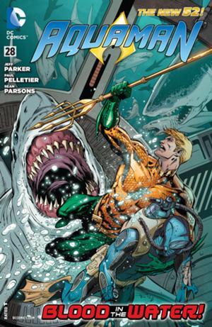 Aquaman Vol.7 #28