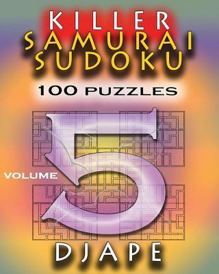Killer Samurai Sudoku