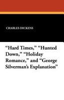 """""""Hard Times,"""" """"Hunte..."""