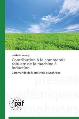 Contribution a la Commande Robuste de la Machine a Induction