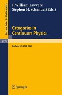 Categories in continuum physics