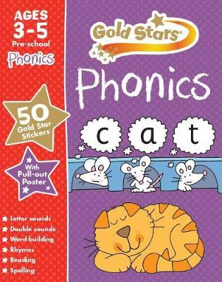 Gold Stars Preschool Phonics (Gold Stars Preschool Workbooks)