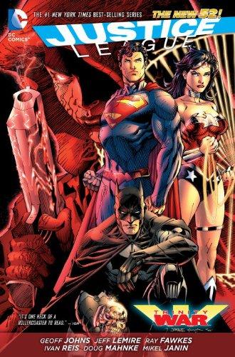 Justice League: Trin...