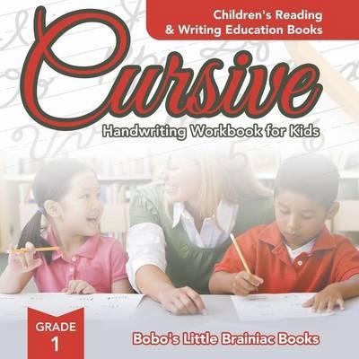 Cursive Handwriting Workbook for Kids Grade 1