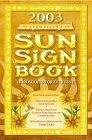 2003 Sun Sign Book