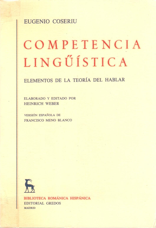 Competencia lingüí...