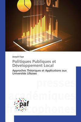 Politiques Publiques et Developpement Local