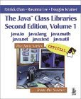 The Java Class Libraries, Volume 1