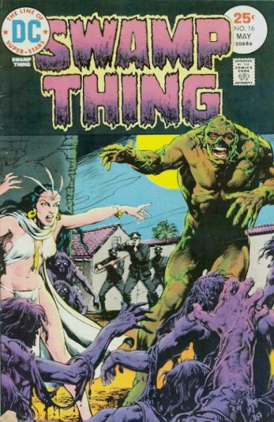 Swamp Thing Vol.1 #16