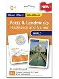 Rand McNally Schoolhouse World Facts & Landmarks Flashcards And Games