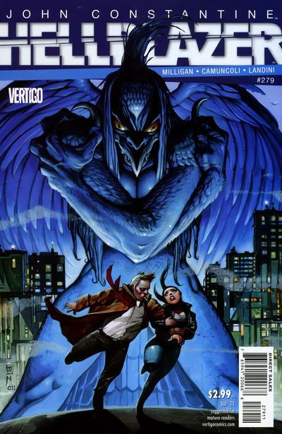 Hellblazer Vol.1 #27...