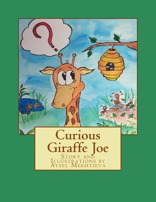 Curious Giraffe Joe