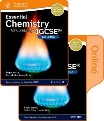 Essential chemistry for Cambridge IGCSE. Student's book. Per le Scuole superiori. Con espansione online