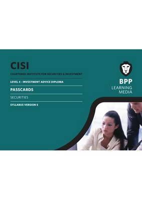 CISI IAD Level 4 Securities Syllabus Version 5