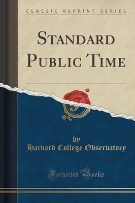 Standard Public Time...