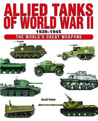 Allied Tanks of Word War II
