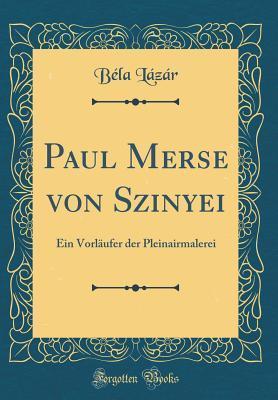 Paul Merse von Szinyei