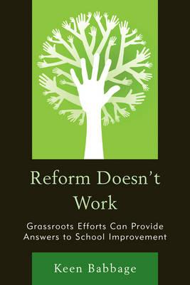 Reform Doesn't Work