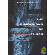Dimensions of Ethics