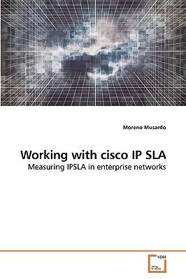 Working with cisco IP SLA