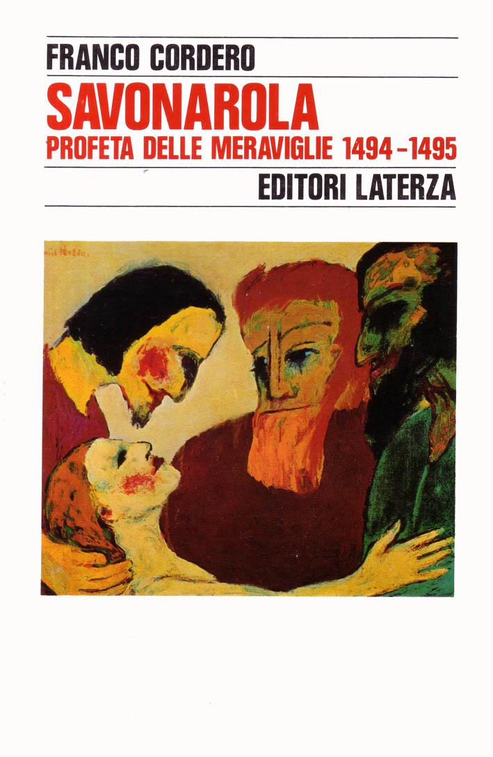 Savonarola / Profeta...