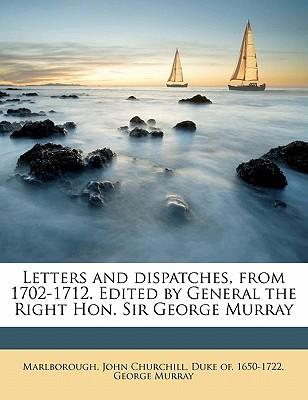 Letters and Dispatch...