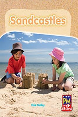 Sandcastles Leveled Reader Grade 1