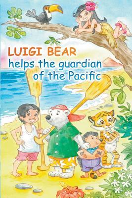 Luigi Bear Helps the Guardian of the Pacific