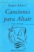 Canciones para Altair