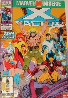 X-Men: Programma Ext...