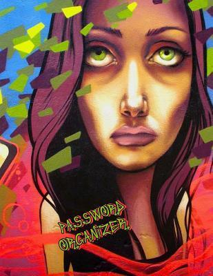Password Organizer Journal