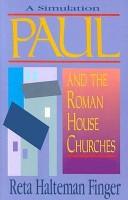 Paul and the Roman house churches