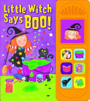 Little Witch Says Boo!