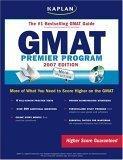 Kaplan GMAT, 2007 Edition