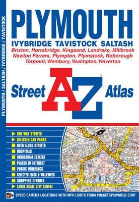 Plymouth Street Atlas (A-Z Street Atlas)