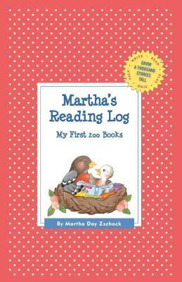 Martha's Reading Log