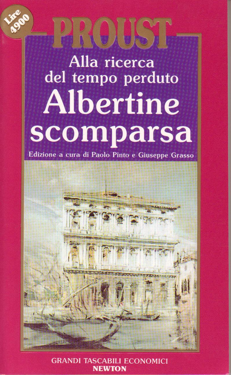 Albertine scomparsa