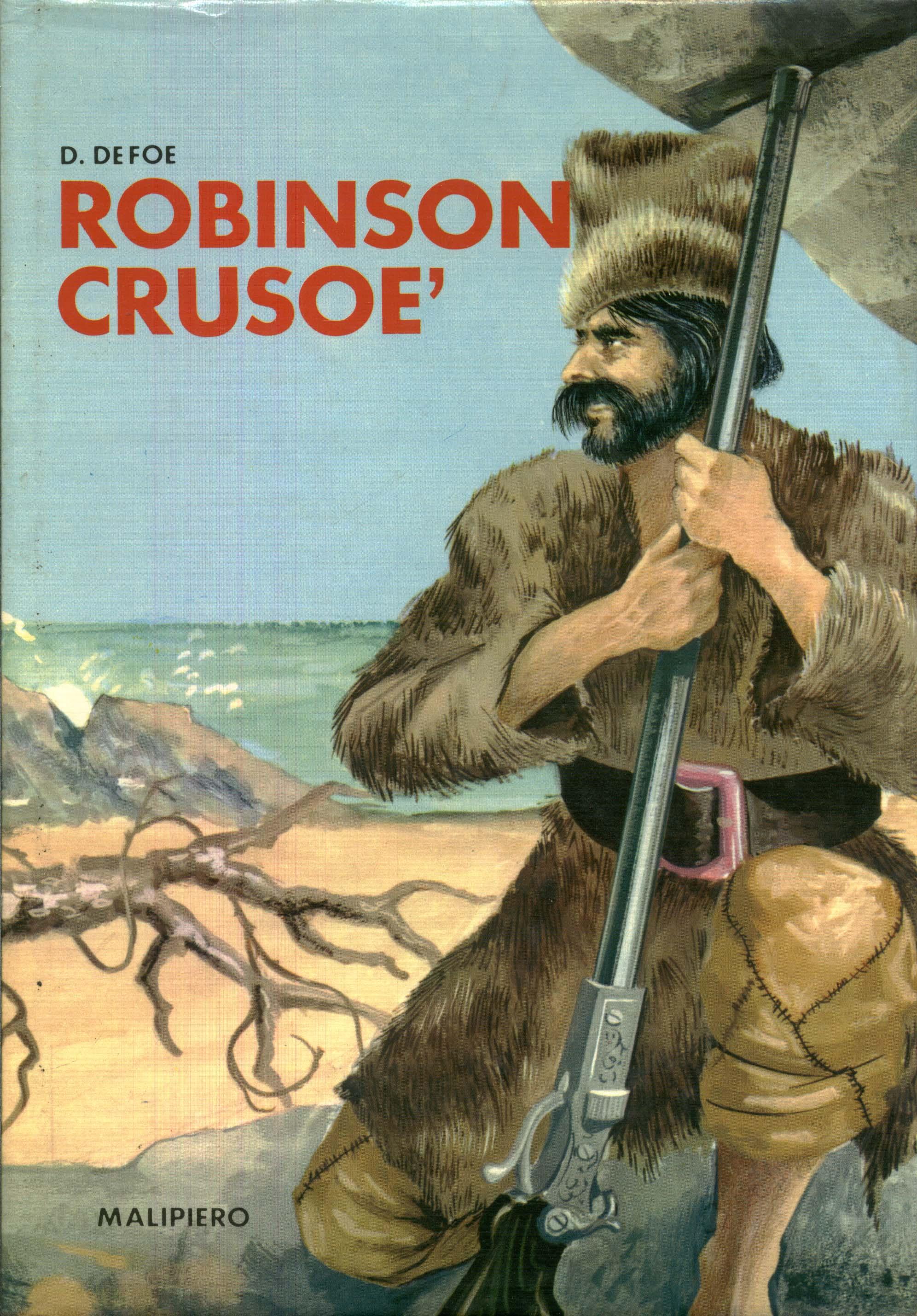 Robinson Crusoe'