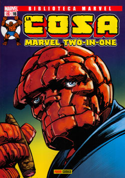 Biblioteca Marvel: La Cosa #16 (de 16)