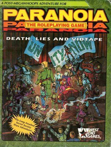 Death, Lies and Videotape